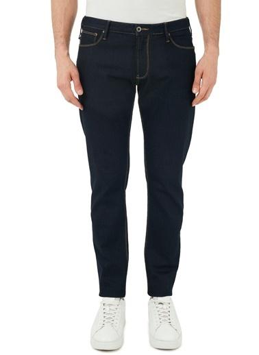 Emporio Armani  Slim Fit Pamuklu J06 Jeans Erkek Kot Pantolon S 8N1J06 1Dlpz 0941 Lacivert